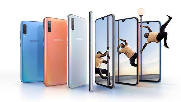 Galaxy A70 tanıtıldı: İşte özellikleri