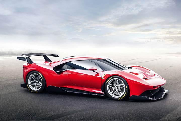 Ferrari, pistlere özel yeni otomobili P80/C'yi tanıttı