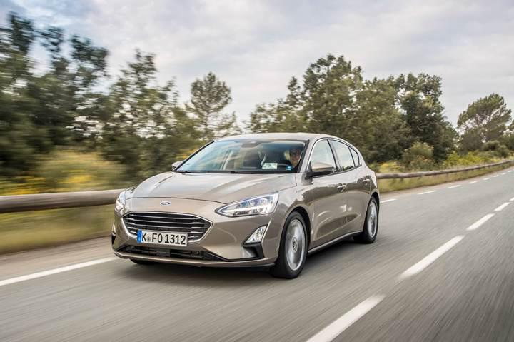 Ford Fiesta ve Ford Focus'un hibrit seçeneği 2020'de satışa çıkıyor