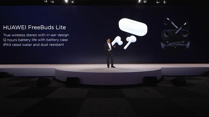 Huawei FreeBuds Lite duyuruldu