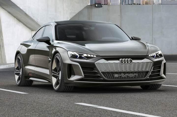 Audi resmen açıkladı: Tesla Model 3'e rakip elektrikli sedan geliyor