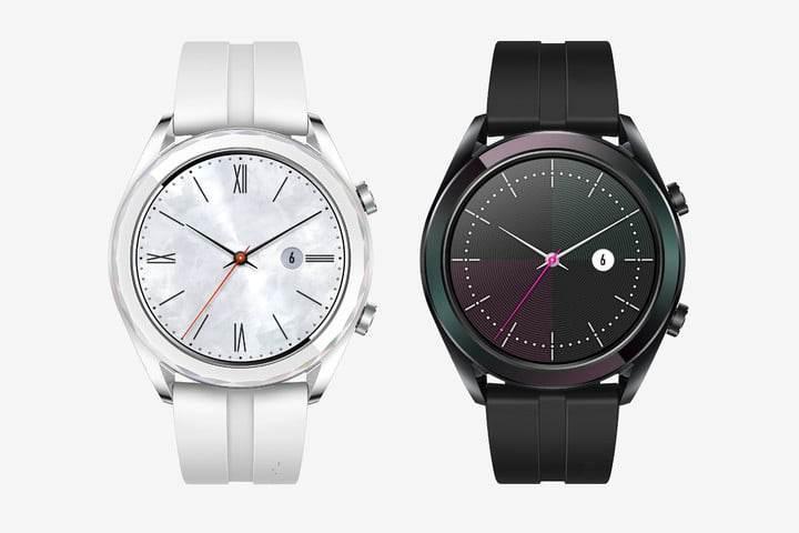 Huawei Watch GT Active ve Elegant akıllı saatleri duyuruldu