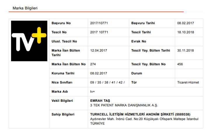 Apple'a kötü haber: TV+'ın isim hakkı Turkcell'de!