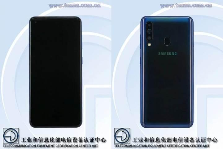 Samsung Galaxy A60'ın tüm teknik özellikleri TENAA'da listelendi