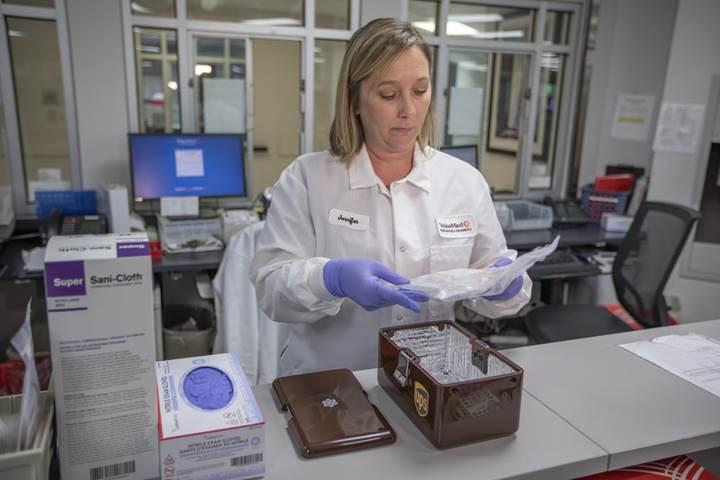 UPS, drone'la tıbbi numune teslimatına başlıyor