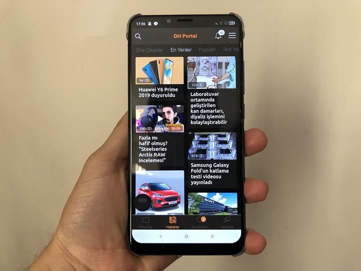 DH Android uygulaması artık çok daha hızlı ve sorunsuz [Spoiler İçerir]