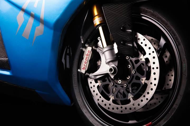 Uygun fiyatlı elektrikli motosiklet Lightning Strike tanıtıldı