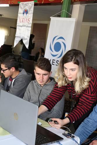 İÇDAŞ'tan Endüstri 4.0 atağı: Gençler kodlama, robotik ve 3D tasarım öğreniyor