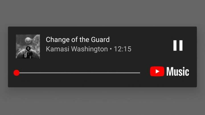 Youtube Music artık medya oynatıcı olarak kullanılabiliyor