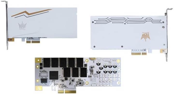 GALAX'tan soğutmalı SSD modelleri