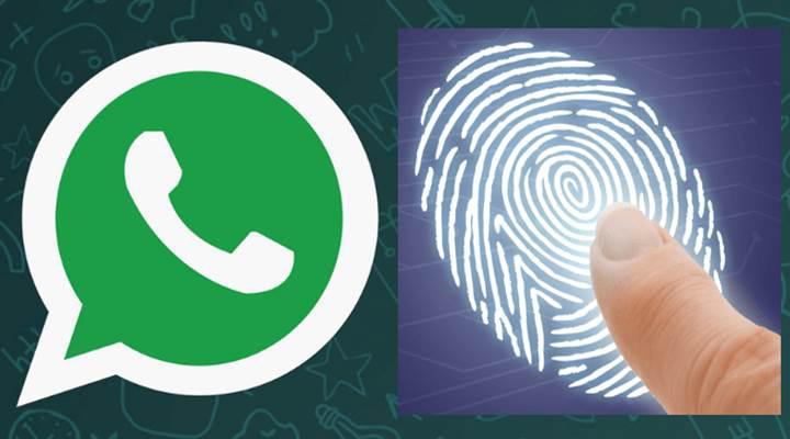 WhatsApp'ın Android sürümüne parmak izi ile kimlik doğrulama özelliği geliyor