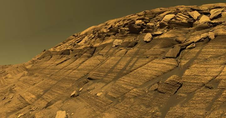 Mars'ın derinliklerindeki yeraltı su sistemi ile ilgili yeni bulgulara ulaşıldı
