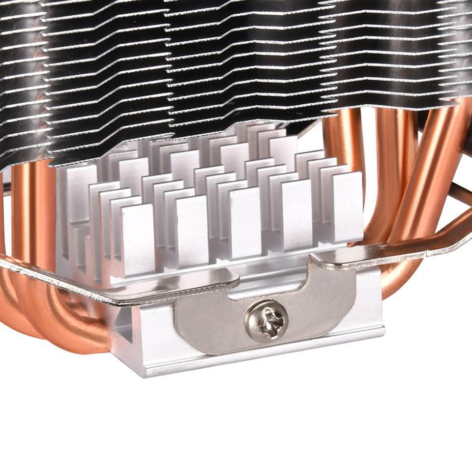 SilverStone kule tipi Krypton KR02 soğutucusunu duyurdu