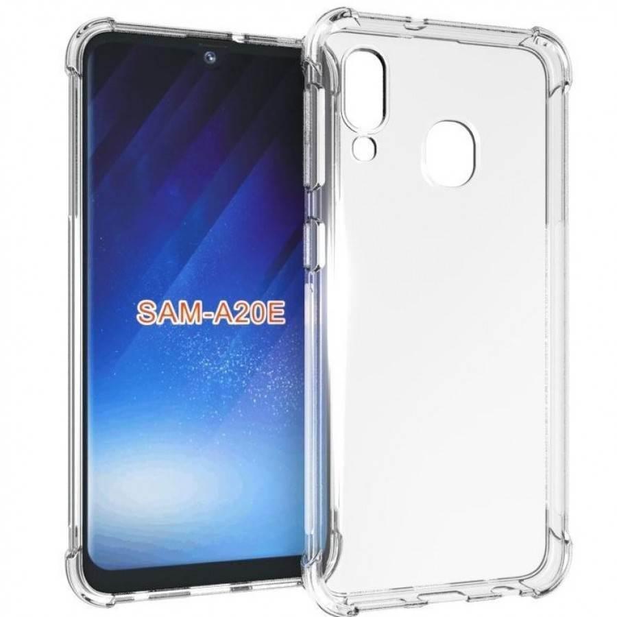 Samsung Galaxy A20e kılıf sızıntısıyla ortaya çıktı