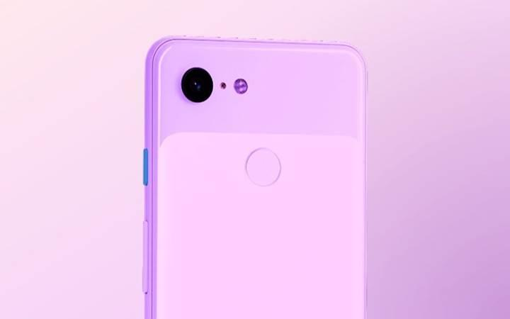 Google Pixel 3a ve 3a XL, Iris renk seçeneği ve 64 GB depolama alanı ile gelecek