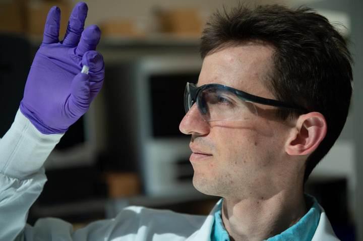 Kemik yaralanmalarının tedavisi için 3D baskı yöntemiyle vücut parçaları üretilebilecek