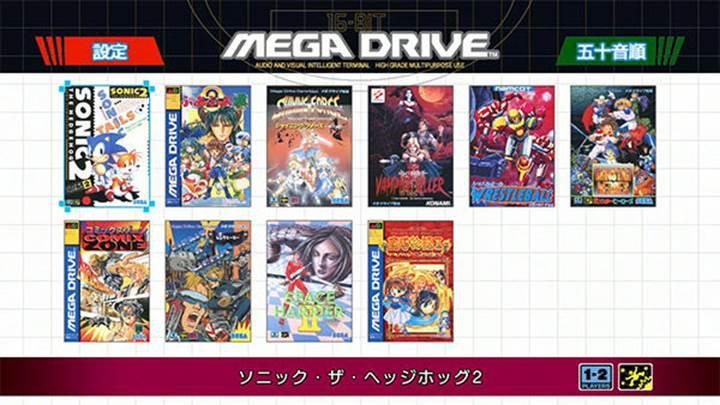 Retro oyun konsolu furyasına SEGA da katılıyor