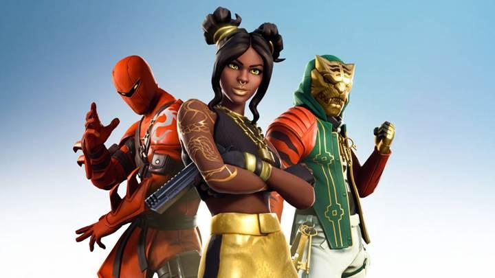Fortnite Creative modu mini battle royale oyunlarını getiriyor