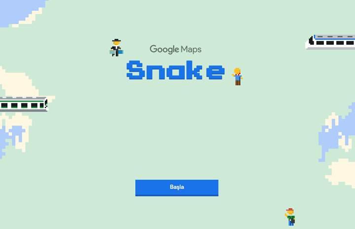 Google'ın 1 Nisan için hazırladığı tüm şakalar