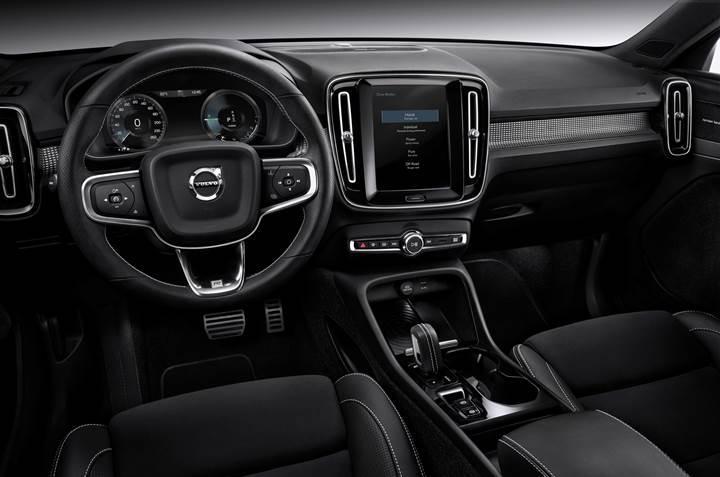 Volvo XC40'ın tamamen elektrikli versiyonu bu yıl bitmeden tanıtılacak