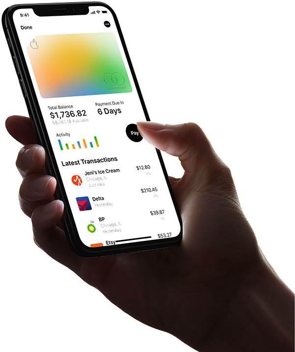 Apple'ın kredi kartı birden fazla kullanıcıyı desteklemeyecek