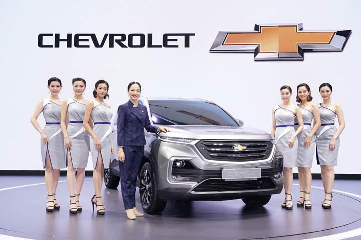 Yeni Chevrolet Captiva, yalnızca Asya ve Güney Amerika'da satılacak