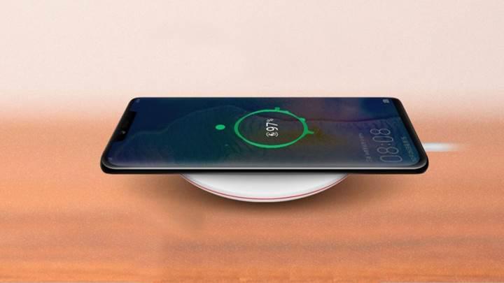 Huawei Mate 20 Pro'nun pil ömrü ve hızlı şarj özellikleri