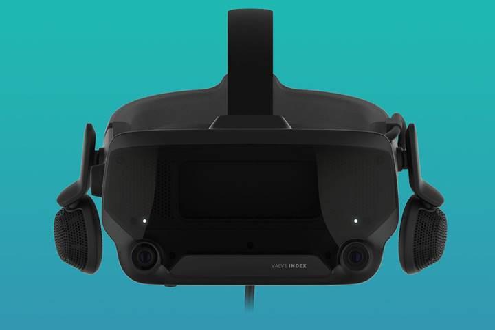 Valve Index sanal gerçeklik kaskı detaylanıyor