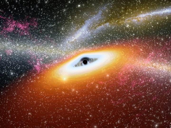 Bir kara deliğin çekilmiş ilk fotoğrafını görmeye çok yakınız