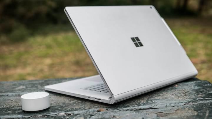 Microsoft Surface Book 2 serisini 8. nesil Intel işlemcilerle yeniledi