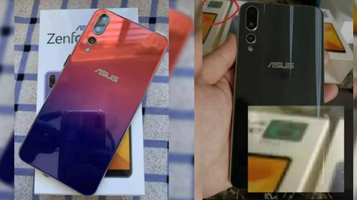 Snapdragon 855 ile güçlendirilmiş Asus ZenFone 6Z ortaya çıktı