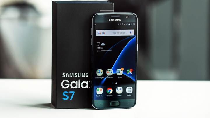 Samsung Galaxy S7 artık sadece üç ayda bir güvenlik güncellemesi alacak
