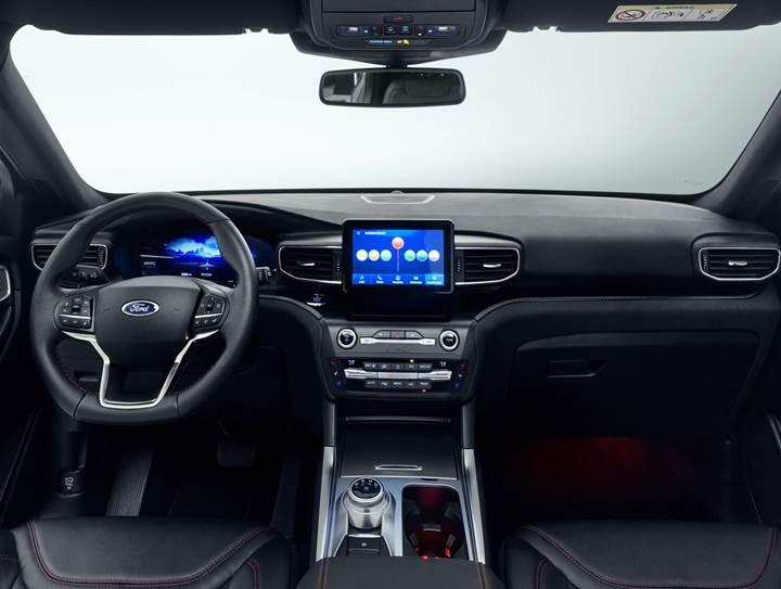 2020 Ford Explorer PHEV tanıtıldı: 450 beygirlik motoruyla Avrupa'da da satılacak