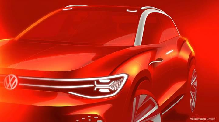 Volkswagen'den yeni otonom ve elektrikli SUV konsepti: I.D. Roomzz