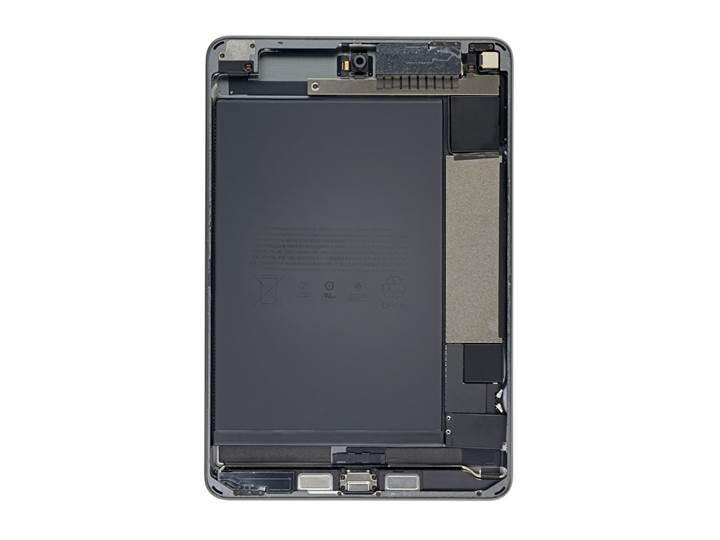 iPad mini: Toplama Apple tablet