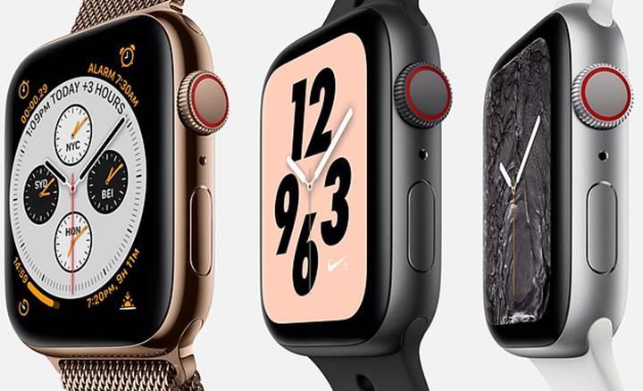 Sızıntı: Apple Watch Series 5 bir firmanın hayatını kurtaracak!