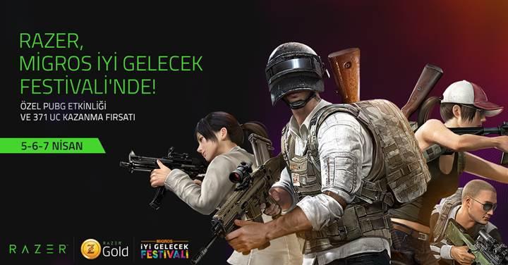 Dünyanın Tanıdığı Ödeme Sistemi Razer, Migros İyi Gelecek Festivali'nde!