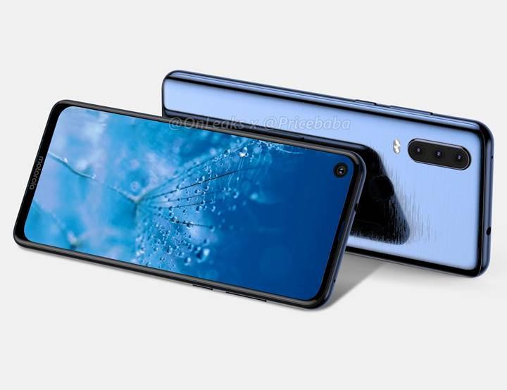 Motorola P40 Power'ın tasarımını açığa çıkaran görseller yayınlandı