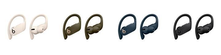 Beats Powerbeats Pro kablosuz kulaklıklar Apple H1 çipiyle tanıtıldı