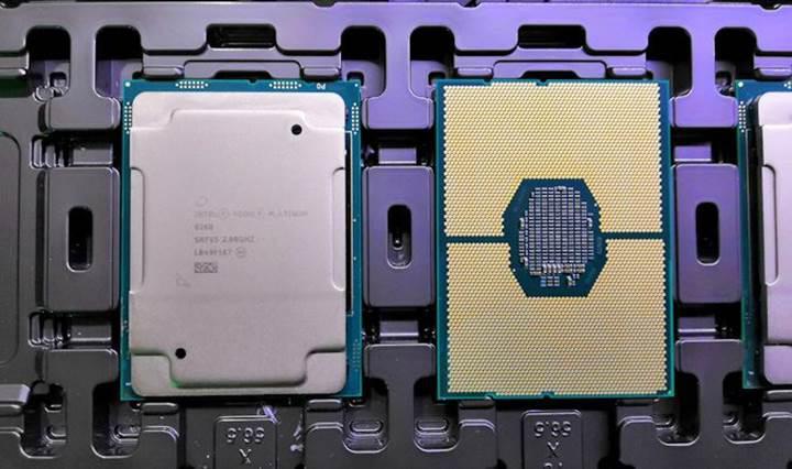 56 çekirdekli Intel Xeon Platinum 9282 işlemcisi duyuruldu