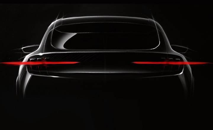 Ford Mustang'ten ilham alan elektrikli SUV'un adı 'Mustang Mach-E' olabilir