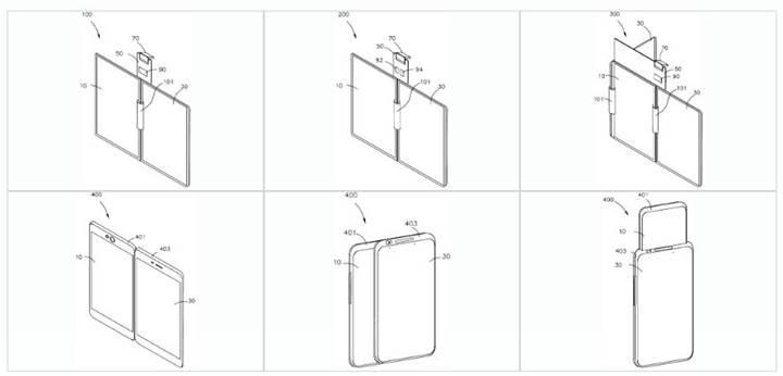 Oppo gövdesinden ekran çıkan akıllı telefon tasarladı