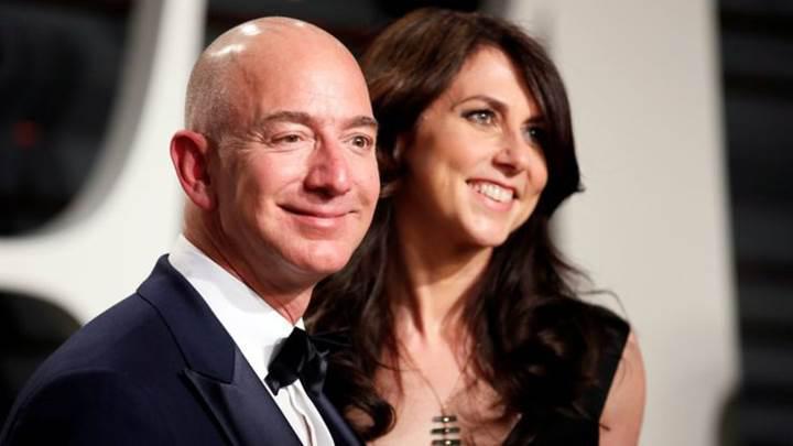 Jeff Bezos, 35 milyar dolarlık anlaşmayla eşinden boşanıyor