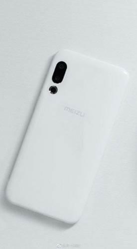 Meizu 16s modeli detaylanıyor