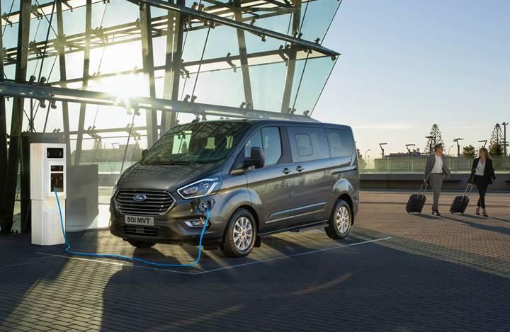 Ford'un duyurduğu hibrit modellerden 5 tanesi Türkiye'de üretilecek