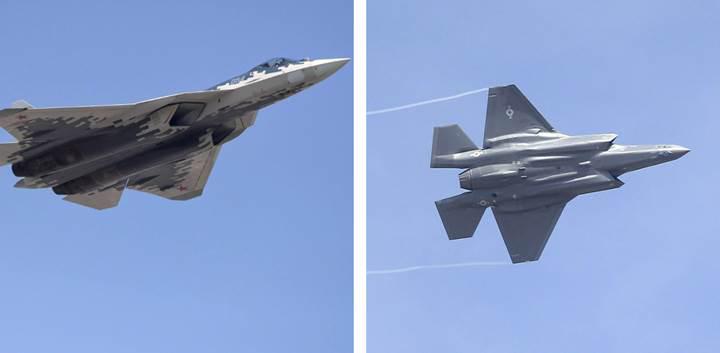 Türk pilotların ve teknik ekibin F-35 eğitimleri durduruldu