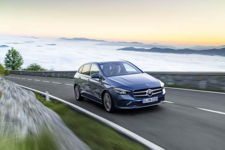 Yeni Mercedes B Serisi Türkiye'de satışa sunuldu: İşte fiyatı ve özellikleri