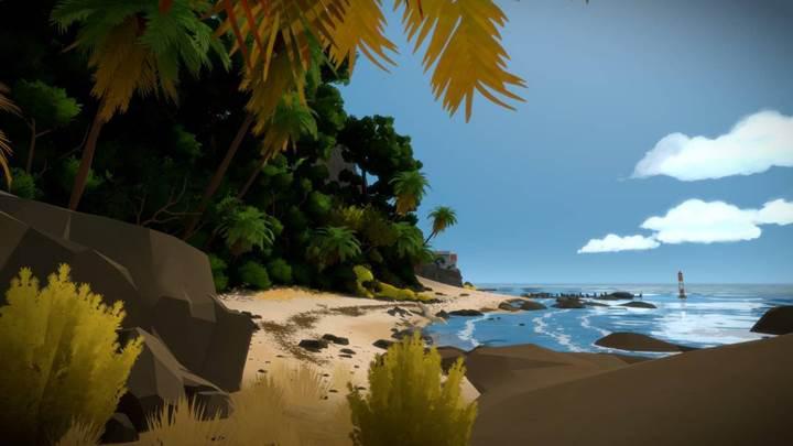 The Witness oyunu Epic Store platformunda ücretsiz
