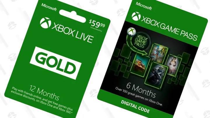 Xbox Live ve Game Pass için ortak paket gelebilir
