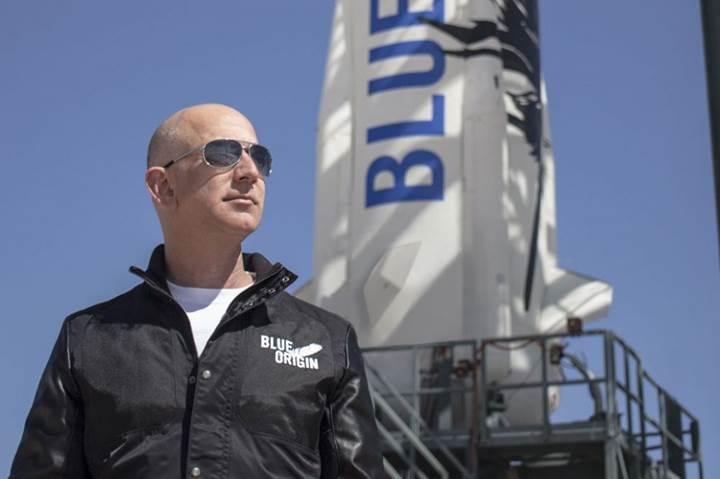 Amazon, SpaceX'e rakip oluyor: 3 bin uyduyla 'uzaydan internet'